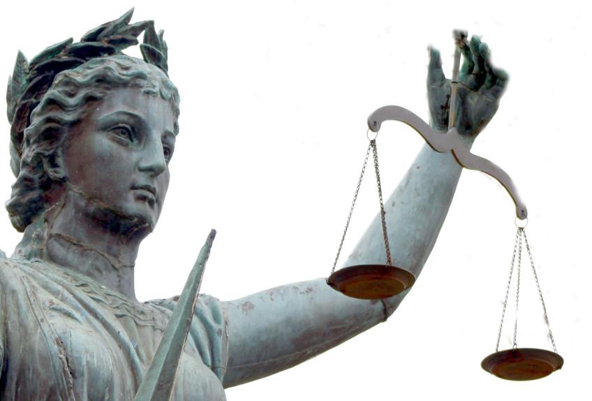 Фемида - символ закона и правосудия